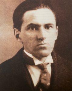 Charchoune, Portrait, 1916