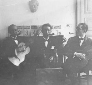 Bureaux de la revue L'Esprit Nouveau, 1921 - Ozenfant, Jeanneret, Le Corbusier
