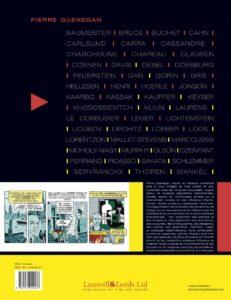 4ème de couverture, Le Purisme - Annuaire - 50 artistes emblématiques