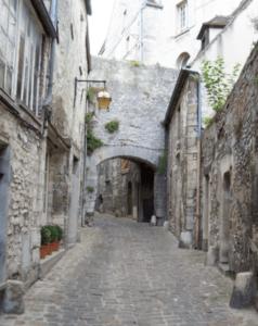 Rue du Puits Tiphaine, Senlis
