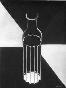 La carafe, 1918, Pastel, craie et mine graphite, 29,8 X 21,8 cm