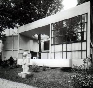Pavillon de L'Esprit Nouveau, Exposition Internationale des Arts Décoratifs, Paris, 1925