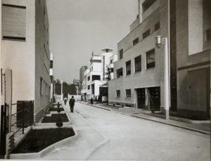 Rue Mallet-Stevens, Paris, 1921