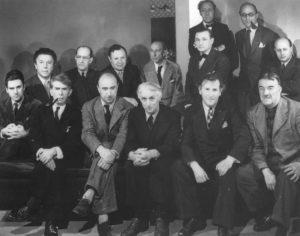 Artistes en exil, New York, 1942 - La Voix de l'Amérique