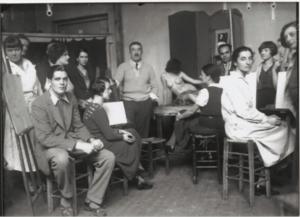 L'académie Moderne Léger-Ozenfant, Paris, circa 1930