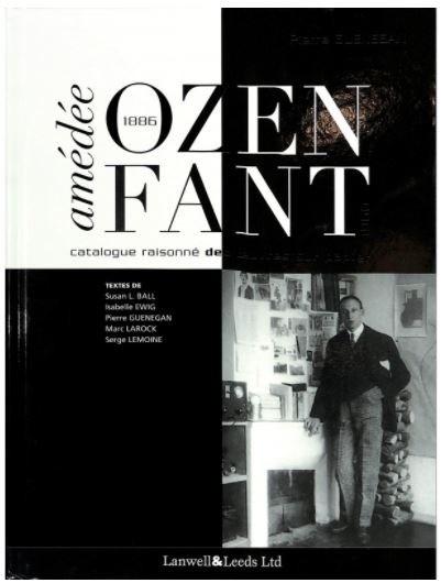 Couverture catalogue – Ozenfant 2