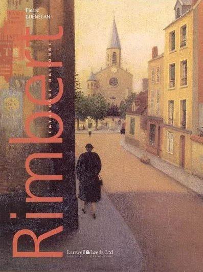 Couverture catalogue René Rimbert