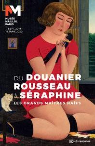 Exposition du Douanier Rousseau à Séraphine, Musée Maillol, 2019