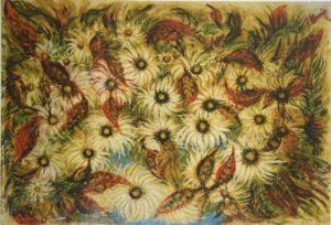 Marguerites, circa 1930-1931 Huile sur toile, 60 X 81 cm Collection particulière, Paris